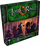 Lord Of The Rings - 331048 - Jeu De Cartes - The Road Darkens Saga Expansion