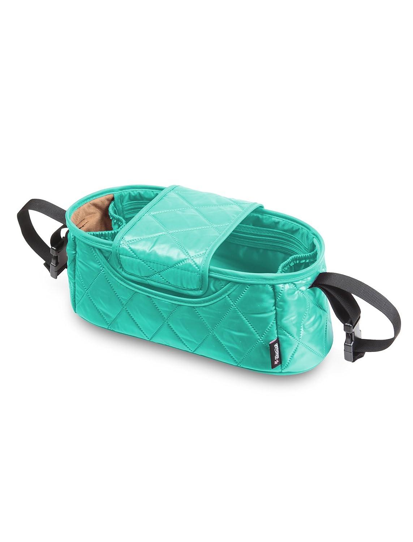 Manito Handy Stroller Organizer (Diamond Style) (Blue) HDSO-21000