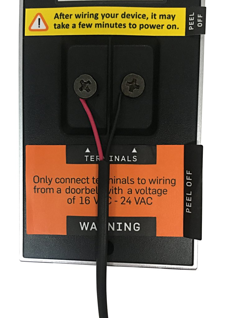 Ohmkat Video Doorbell Power Supply Compatible Ring Rewiring Old Pro Needs No Existing Wiring Transformer Adapter Kit