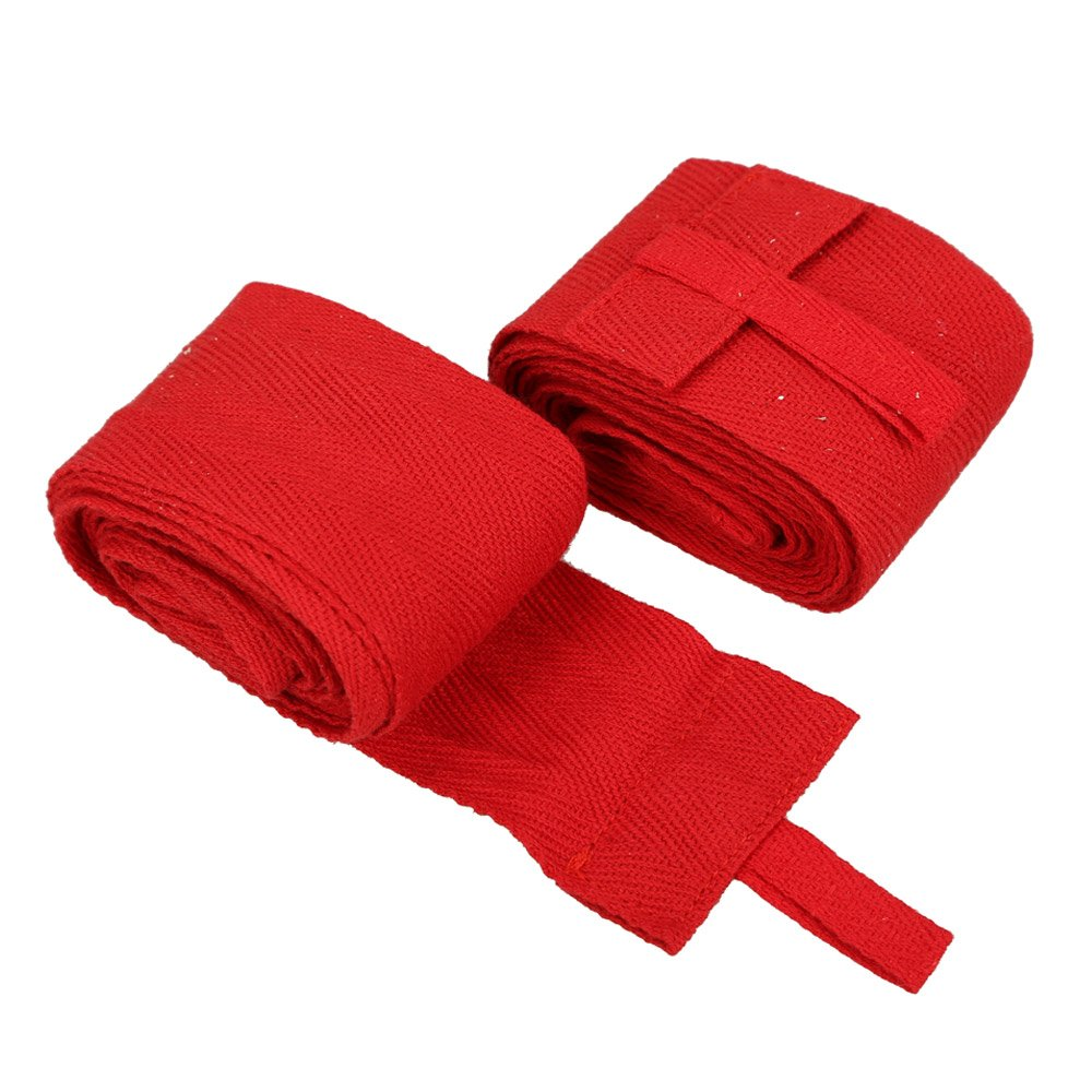 alloet Train手首保護Fist 2pcs 2.4 M Boxing 2.4 Handwraps包帯MMA Train手首保護Fist Punching Boxing B07546G1DY, イミズグン:06782494 --- capela.dominiotemporario.com