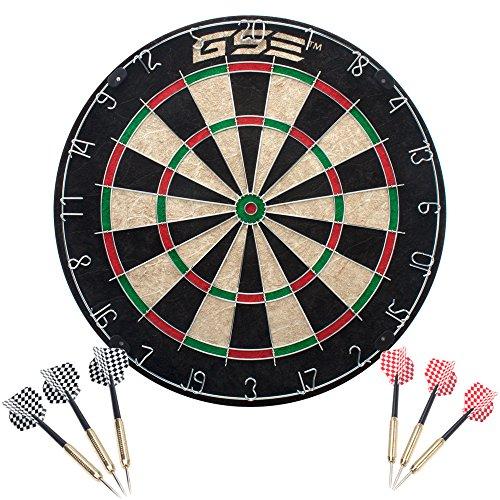 regulation dartboard