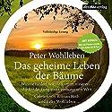 Das geheime Leben der Bäume: Was sie fühlen, wie sie kommunizieren - die Entdeckung einer verborgenen Welt Hörbuch von Peter Wohlleben Gesprochen von: Roman Roth