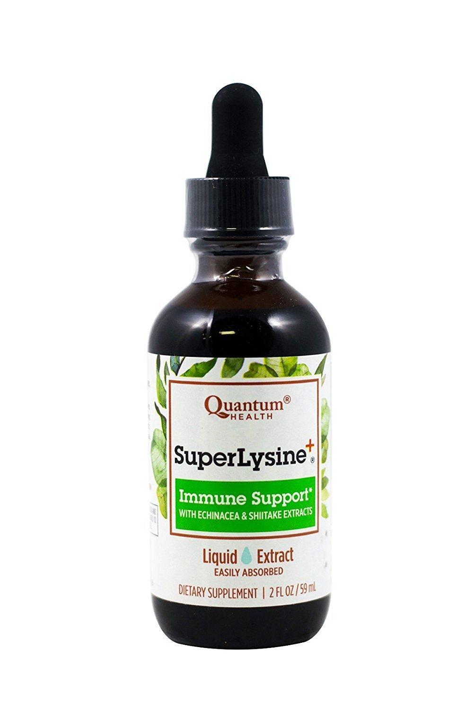 Quantum Amino Acid Super Lysine Plus Liquid Extract, 2 Ounce - 3 per case.