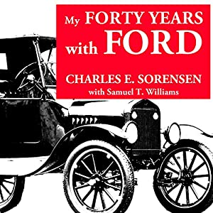 My Forty Years with Ford Audiobook