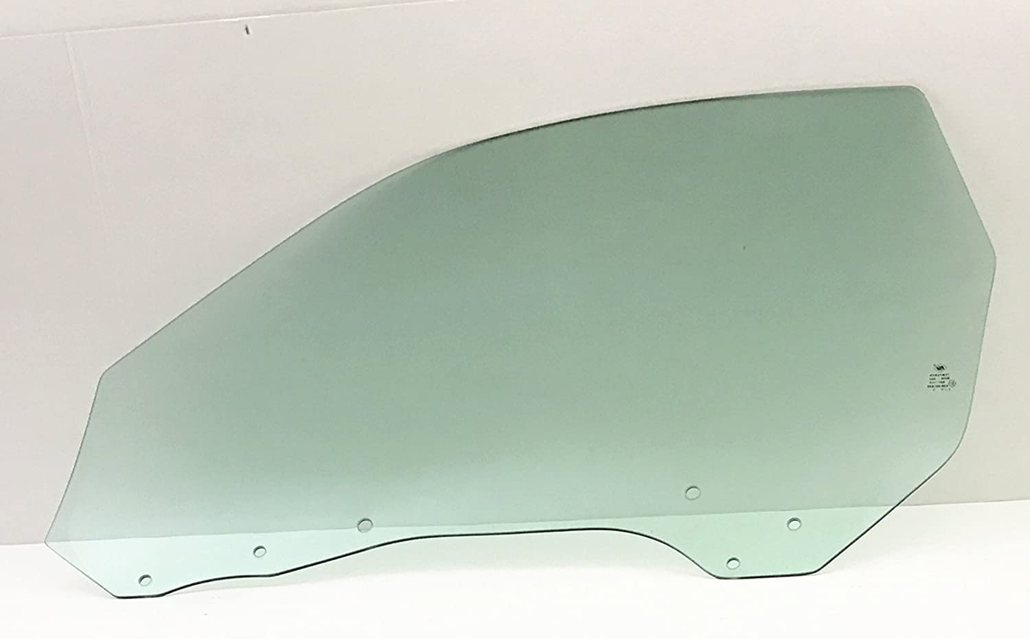 NAGD Compatible with Pontiac Firebird Coupe//Convertible Driver Side Left Door Window Glass