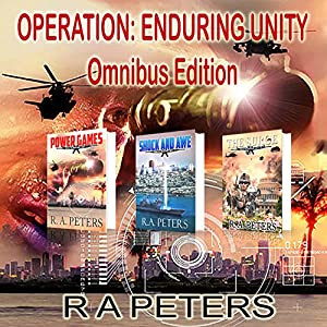 Operation Enduring Unity, Omnibus Edition Audiobook
