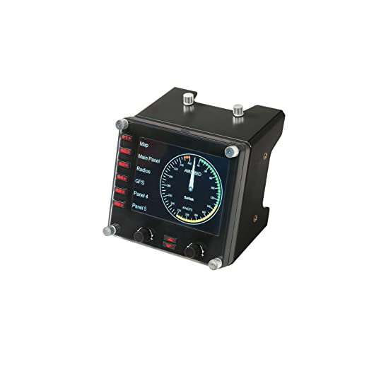 9 opinioni per Saitek Pro Flight Instrument Panel- gaming controls (Flight Sim, Wired)
