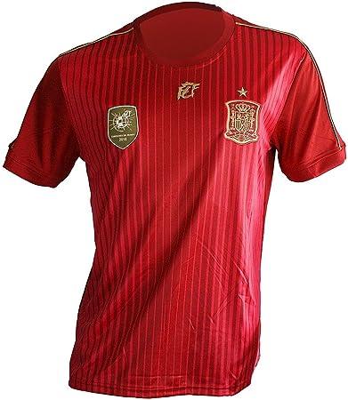 Camiseta Selección Española Original (XL): Amazon.es: Deportes y aire libre