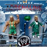 WWE Wrestling Adrenaline Series 34 Action Figure 2-Pack Finlay and Hornswoggle