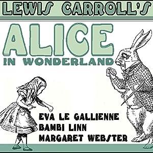 Alice in Wonderland Audiobook