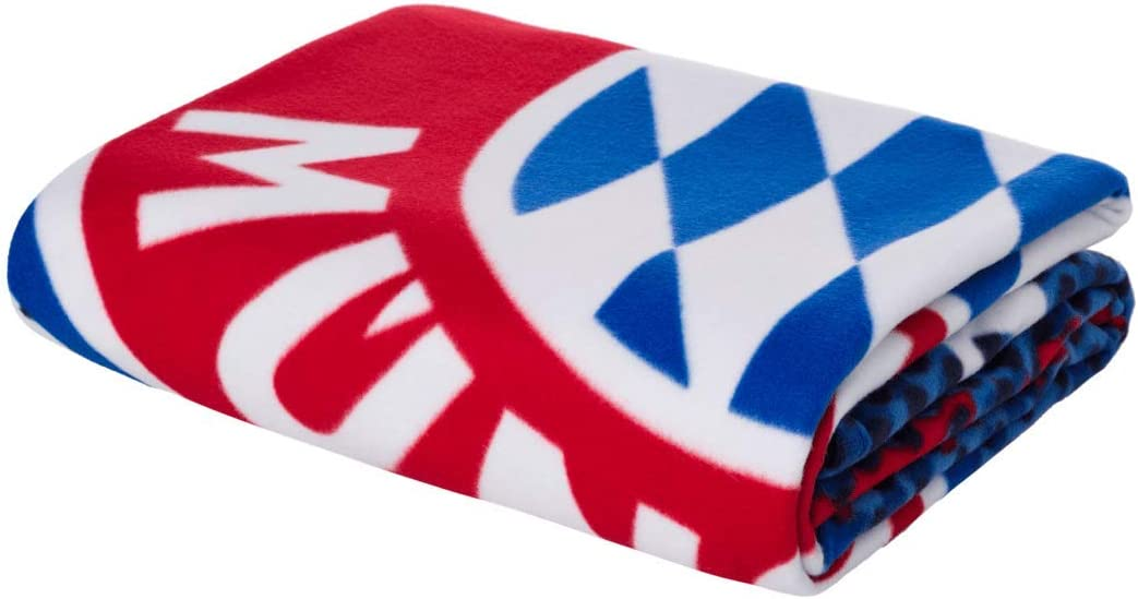 FC Bayern M/ünchen Fleecedecke Fan 24387