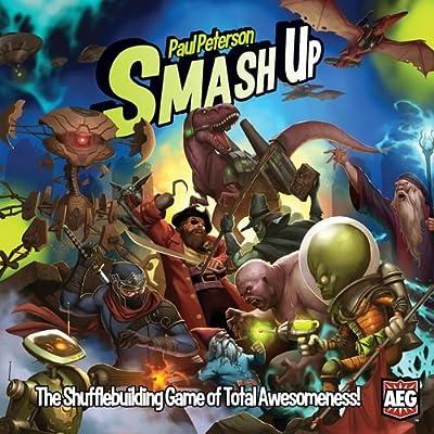 Smash Up Game | Computers