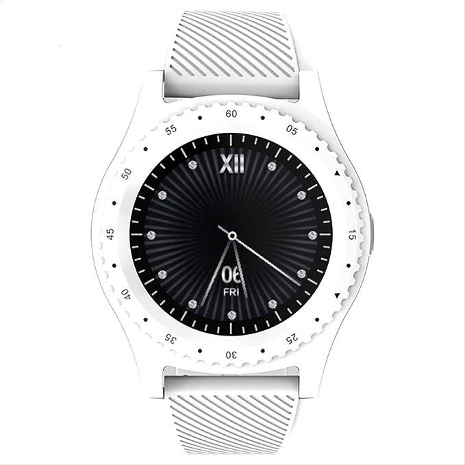 GGOII Reloj Inteligente LIGE 19 Nuevo Reloj Inteligente para Mujer ...