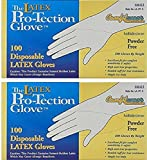 Comfitwear Size: Small Latex Gloves