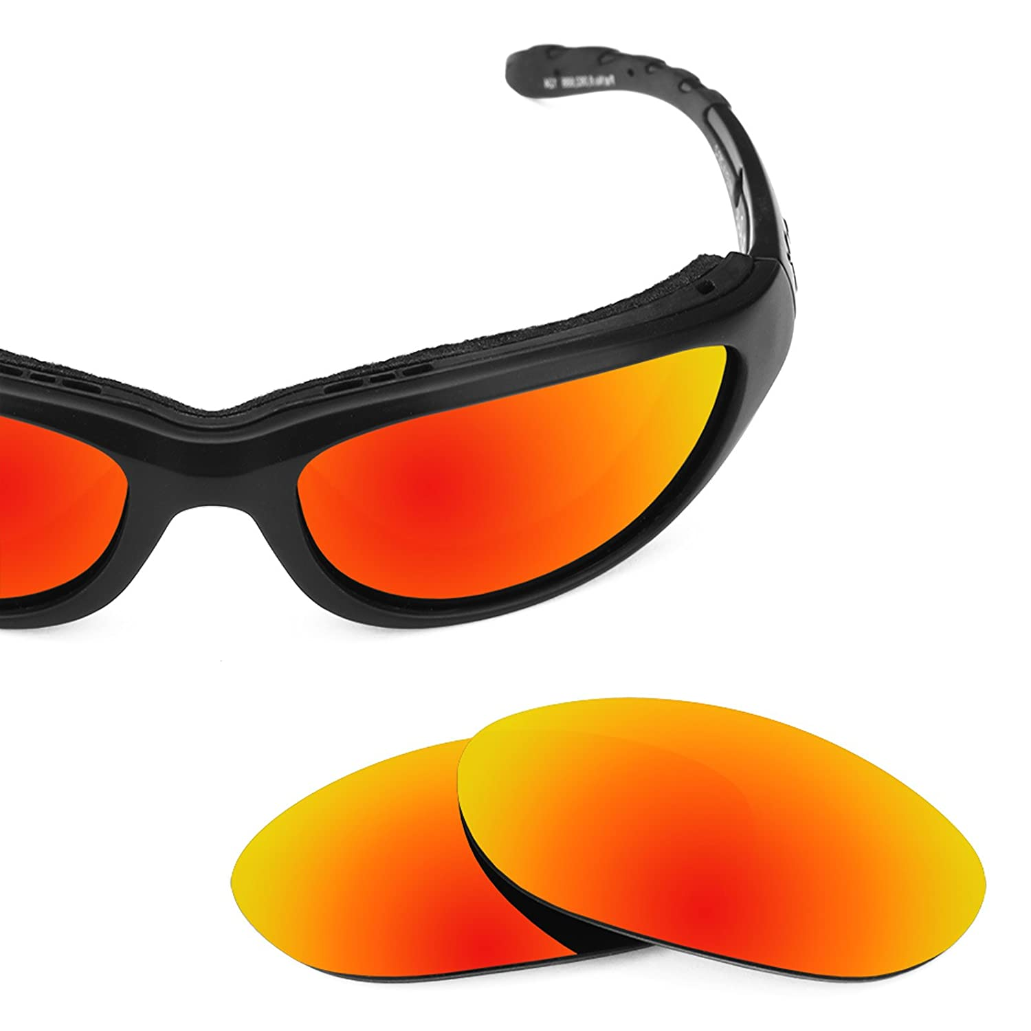 Revant Replacement Lenses for Wiley X Airrage 6 Pair Combo Pack K029