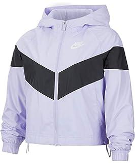 Amazon.com: Nike Girls NSW Windrunner