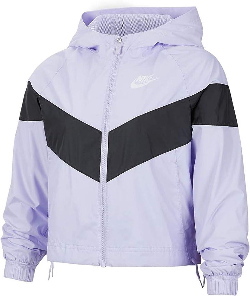 Nike Big Girls Hooded Windrunner Jacket