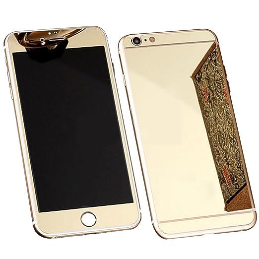 14 opinioni per iPhone 7 Plus Pellicola Protettiva Specchio- Aohro Premium 9H Fronte e Retro