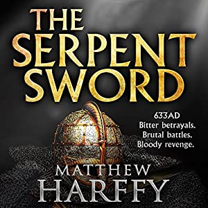 The Serpent Sword Audiobook