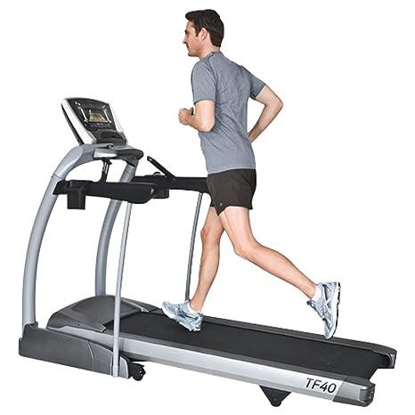 Cinta de correr Vision Fitness TF40 Classic: Amazon.es: Deportes y ...