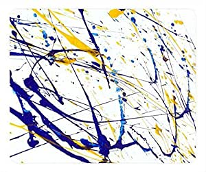 Abstract Paint oblong Free and easy mouse mats movies mouse pads with designs 7.5*9 inch