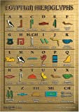Egyptian Hieroglyphs Poster - A3 size by Westair