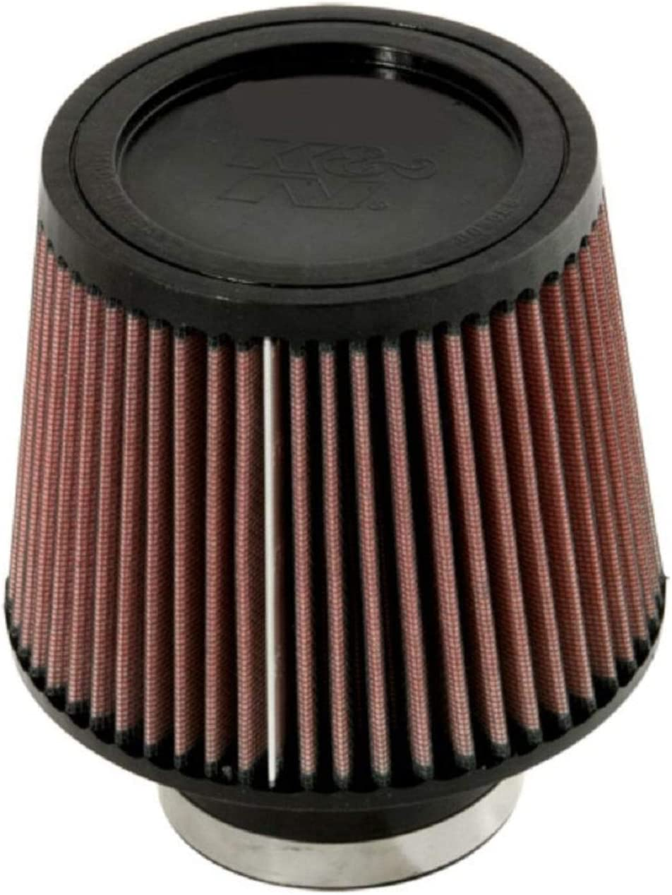 Premium Replacement Filter: Flange Diameter: 3 In Shape: Round Tapered K/&N Universal Clamp-On Air Filter: High Performance Washable RU-5176 Filter Height: 5 In Flange Length: 1 75 In