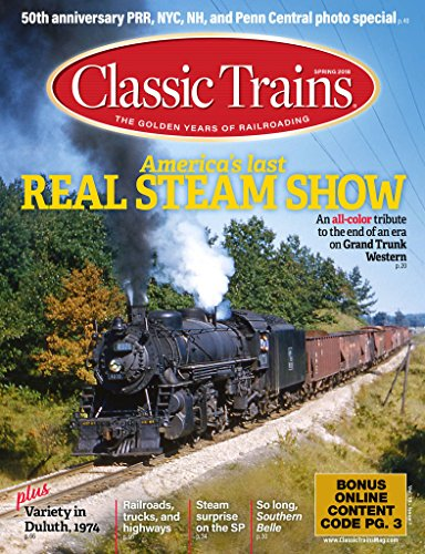 Classic Trains (Steam Train Magazine)