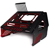 Praxis WetBench - Black w/Solid Red PMMA Accents