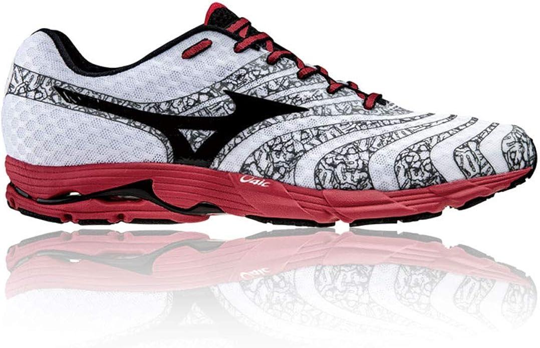 Mizuno Wave Sayonara 2 Zapatillas de Running – SS15, Color Rojo ...