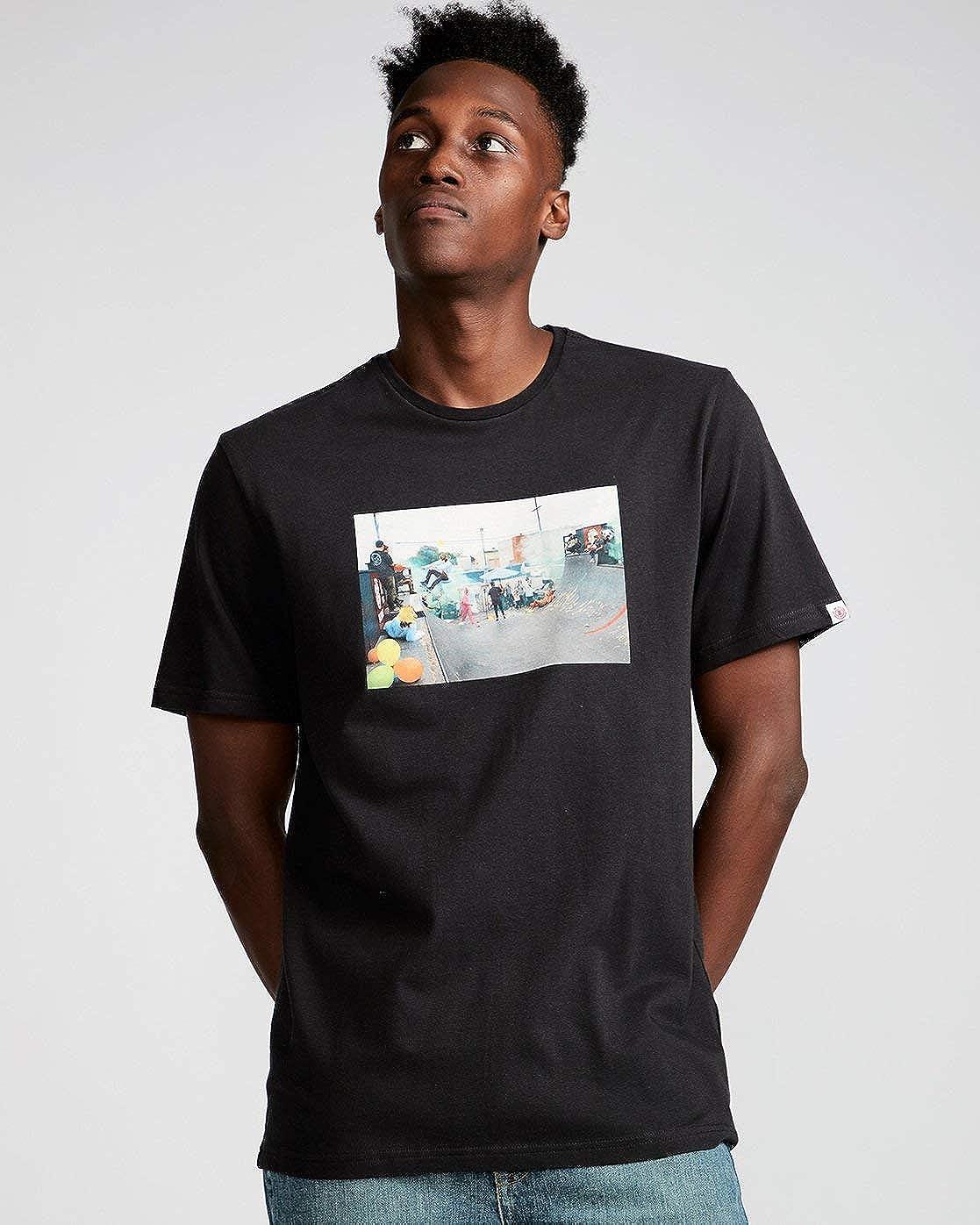 Element Branch - Camiseta para Hombre N1SSF5ELP9: Amazon.es: Ropa y accesorios
