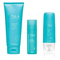 TULA Probiotic Skin Care Stay Balanced Level 1 Acne Clearing Routine   Effective...