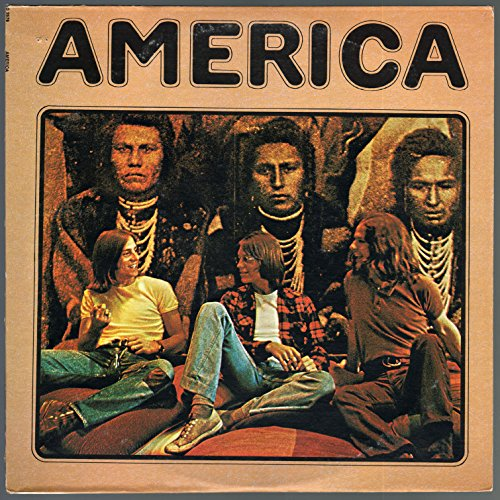 America LP Record product image
