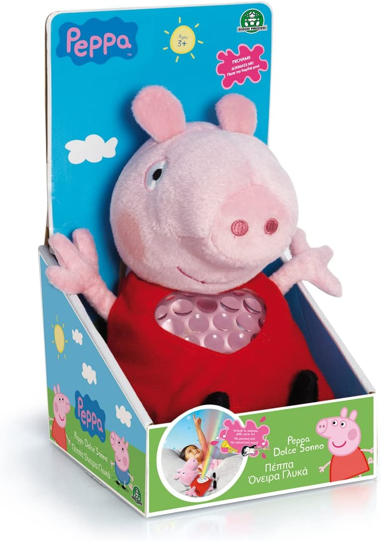 environ 17.78 cm Super Doux Peluche Douce Peluche Jouet-Richesses Peppa Peppa Pig Once Upon a Time 7 in