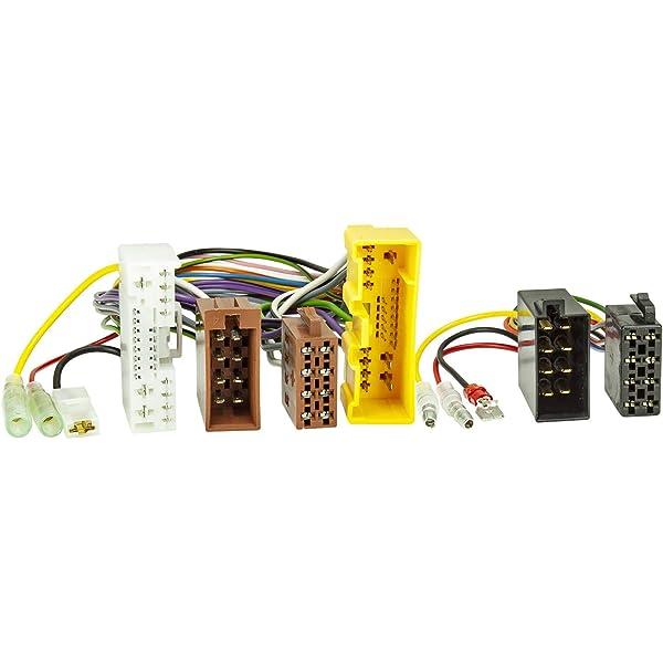 Lautsprecher Adapter Kabel Mazda 323 2 Stück