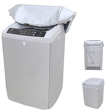 Amazon.com: Cubierta para lavadora de carga superior ...