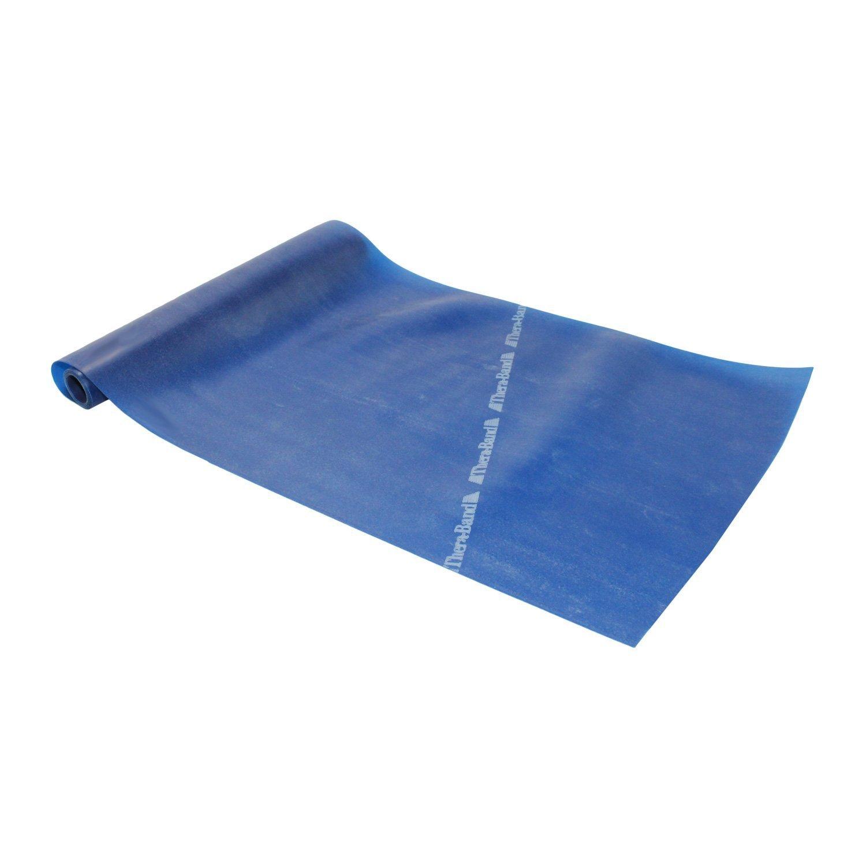 Thera-Band origine exercice Resistance Band Choix de tension et de couleurs. Blue//Bleu, 2.5 metre