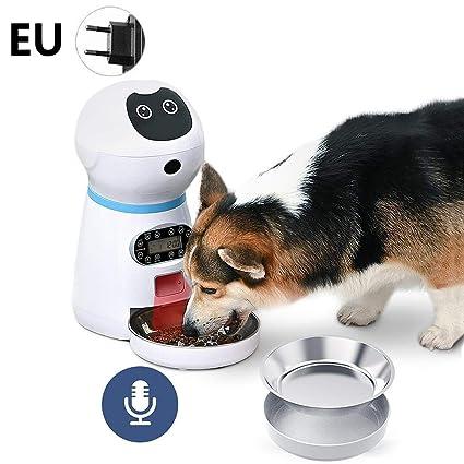 Alimentadores automáticos para mascotas, alimentador de ...