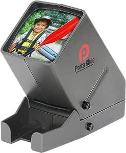 Porta Slide PS-3 Visor de Diapositivas, Vista 2 x 2 Pulgadas ...