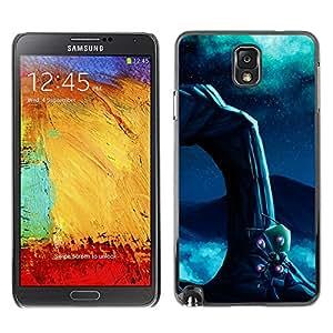 Stuss Case / Funda Carcasa protectora - The Alien Kingdom - Samsung Note 3 N9000