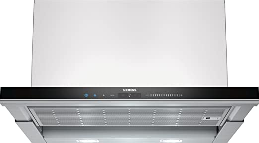 Siemens LI69SA680 iQ700 - Campana telescopica, 60cm, clase de eficiencia energetica a+: Amazon.es: Grandes electrodomésticos