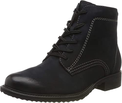 Boots TAMARIS 1 25210 23 Navy Nubuc 827