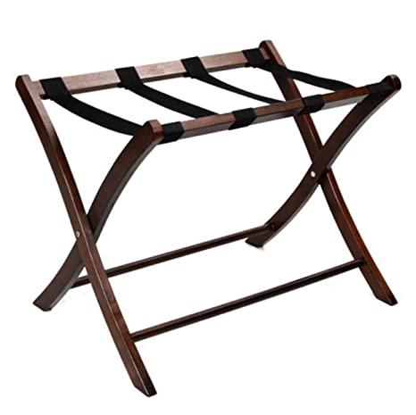 Amazon.com: luggage racks for suitcases suitcase stand the bedroom ...