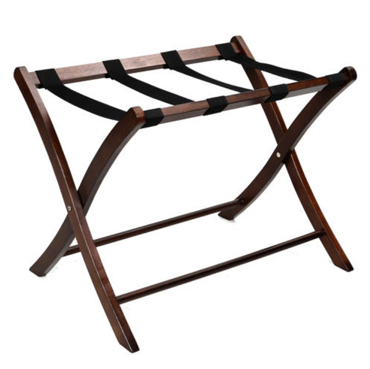 luggage racks for suitcases suitcase stand the bedroom holder folding guest Folding Winsome Wood Luggage Rack Classic Hotel Suitcase Stand Passenger New