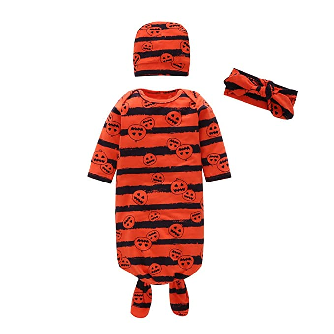 Fairy Baby Niños Niñas Saco de Dormir para Halloween+Sombrero+Cinta de Pelo: Amazon.es: Ropa y accesorios