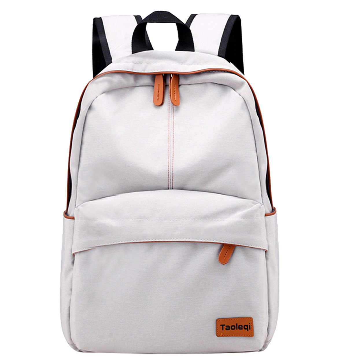 Super Modern Unisex Nylon School Bag Solid Color Backpack Hiking Backpack  with Headphone Hole Cool Sports Backpack Laptop Bag for Womens Girls  Childern 5c7abfad03f29