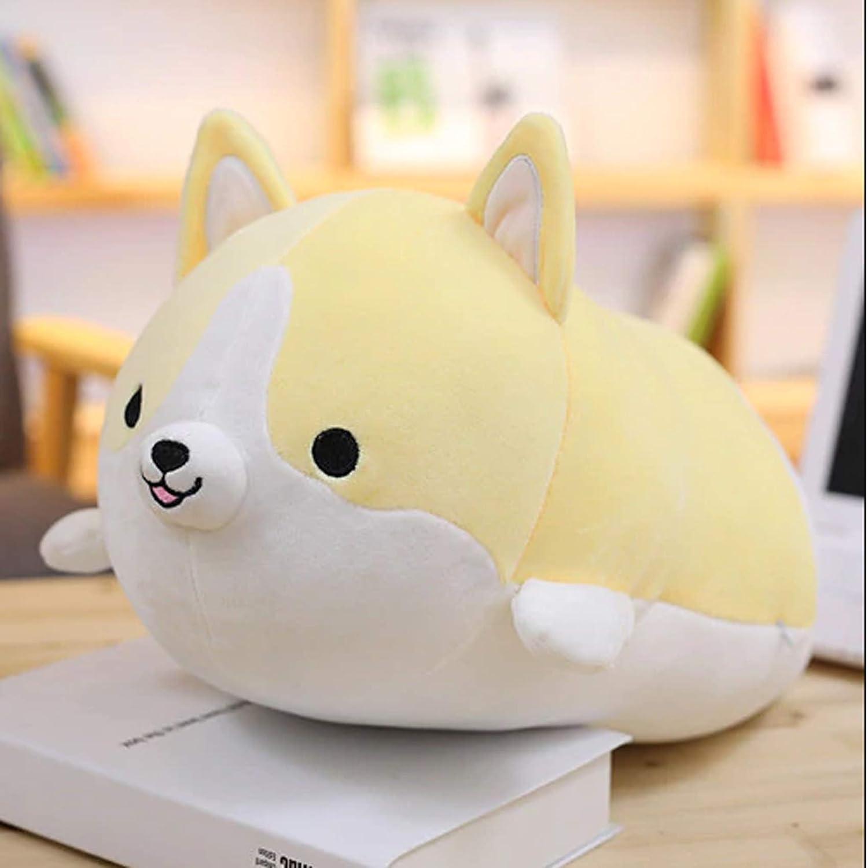 Cartoon Figure Corgi Plush Pillows Stuffed Animal Cushion Valentines Day Gift Dolls & Stuffed Toys Toys & Hobbies