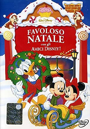 Immagini Natalizie Walt Disney.Favoloso Natale Con Gli Amici Disney Amazon It Walt Disney Non