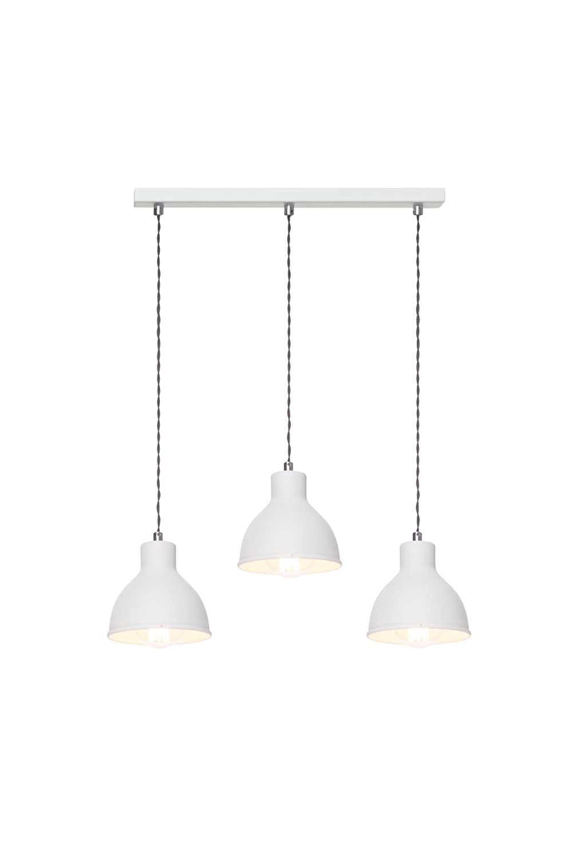 IKEA MELODI Hängelampe Hängeleuchte Deckenlampe Lampe Pendel-Lampe 28cm weiß NEU