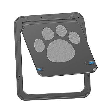 Morjava 201703Dogdoor-L - Protector de puerta corredera para puerta de mascota, gato: Amazon.es: Productos para mascotas